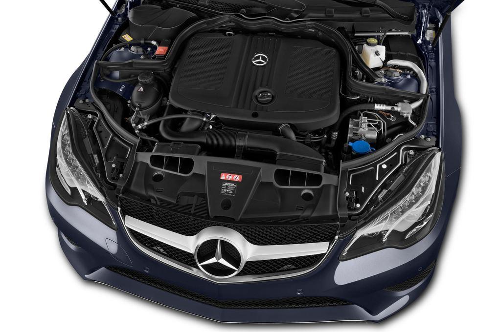 Mercedes-Benz E-Klasse - Coupé (2009 - 2016) 2 Türen Motor