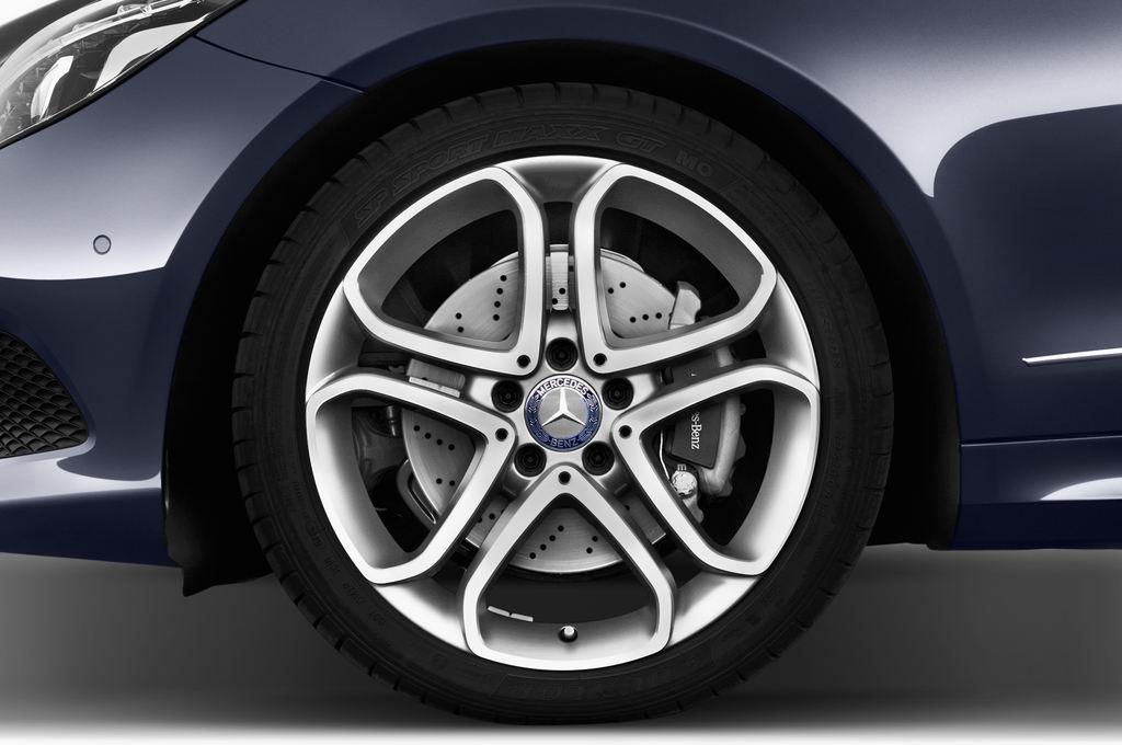 Mercedes-Benz E-Klasse - Coupé (2009 - 2016) 2 Türen Reifen und Felge