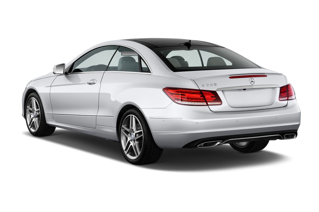 Mercedes-Benz E-Klasse - Coupé (2009 - 2016) 2 Türen seitlich hinten