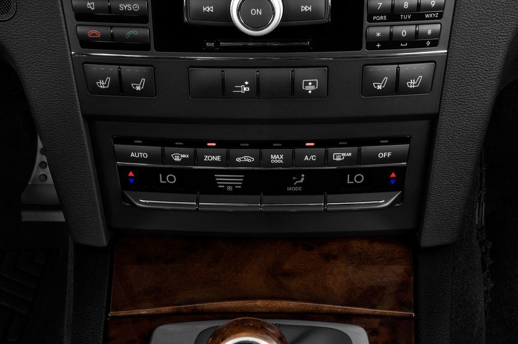Mercedes-Benz E-Klasse - Coupé (2009 - 2016) 2 Türen Temperatur und Klimaanlage