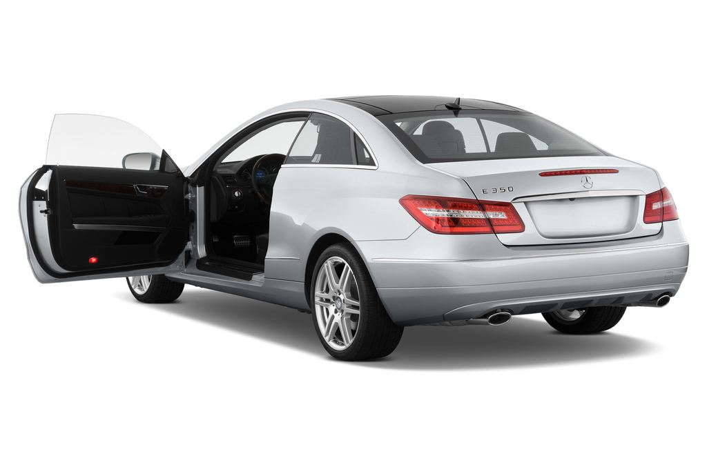 Mercedes-Benz E-Klasse - Coupé (2009 - 2016) 2 Türen Tür geöffnet