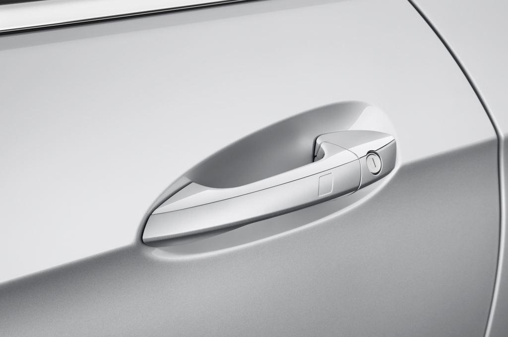 Mercedes-Benz E-Klasse - Coupé (2009 - 2016) 2 Türen Türgriff