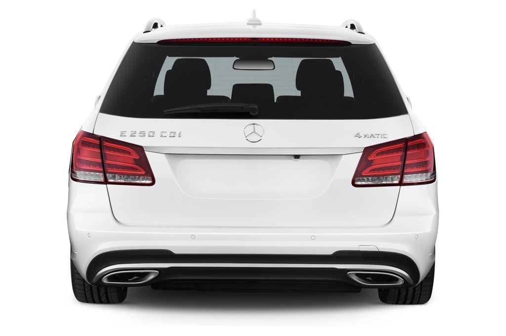 Mercedes-Benz E-Klasse Avantgarde Kombi (2009 - 2016) 5 Türen Heckansicht