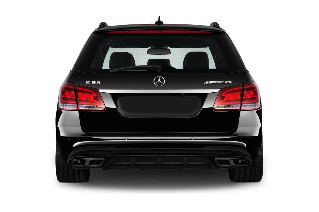 Mercedes-Benz E-Klasse AMG S Kombi (2009 - 2016) 5 Türen Heckansicht