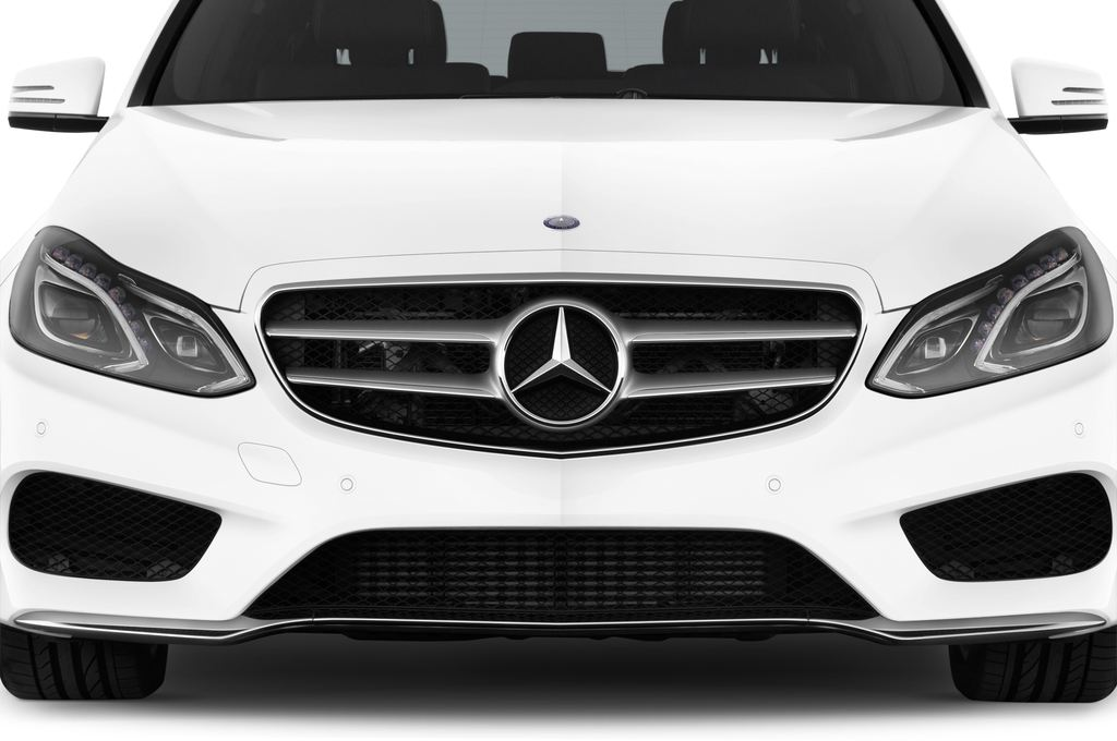 Mercedes-Benz E-Klasse Avantgarde Kombi (2009 - 2016) 5 Türen Kühlergrill und Scheinwerfer