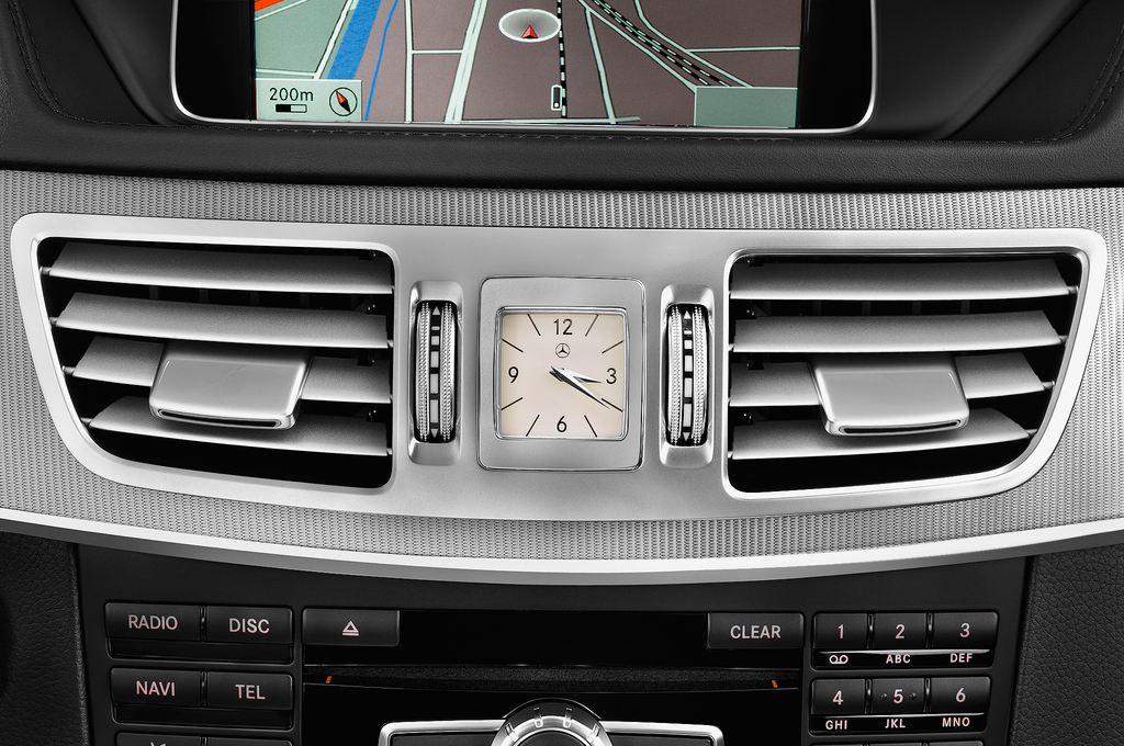 Mercedes-Benz E-Klasse Avantgarde Kombi (2009 - 2016) 5 Türen Lüftung