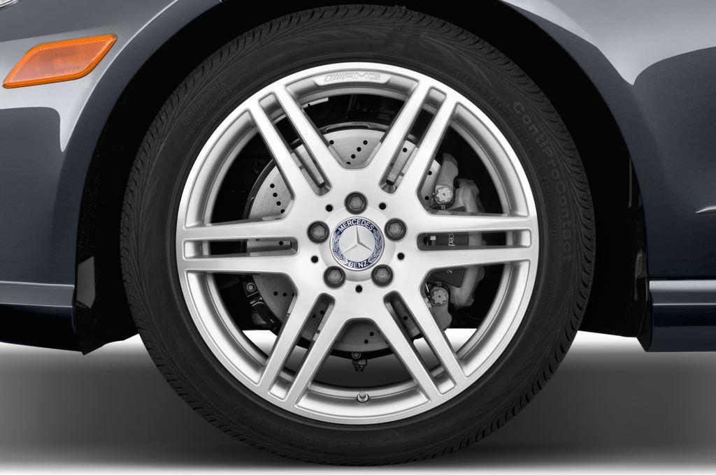 Mercedes-Benz E-Klasse 350 Kombi (2009 - 2016) 4 Türen Reifen und Felge