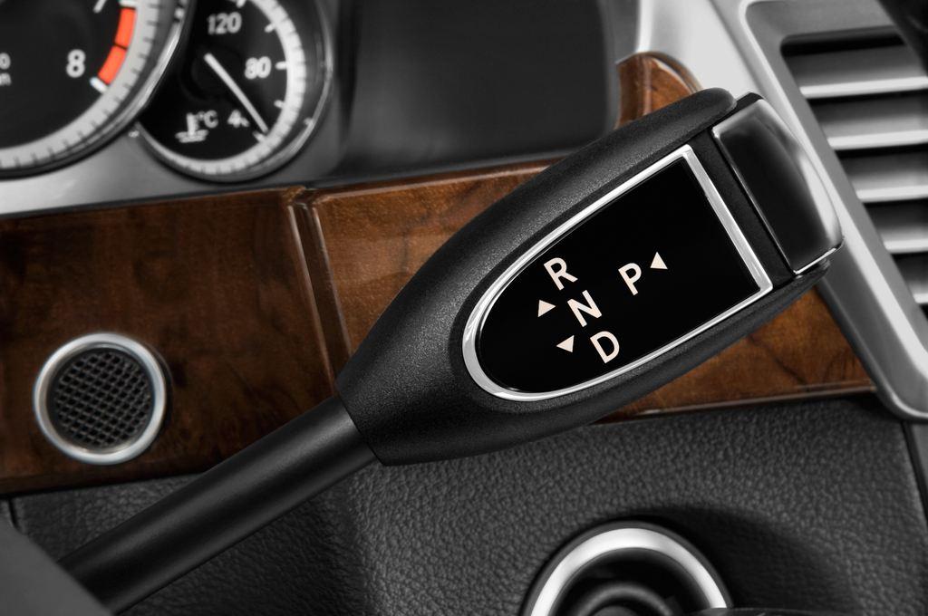 Mercedes-Benz E-Klasse 350 Kombi (2009 - 2016) 4 Türen Schalthebel