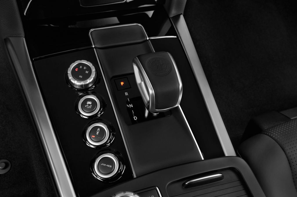 Mercedes-Benz E-Klasse AMG S Kombi (2009 - 2016) 5 Türen Schalthebel