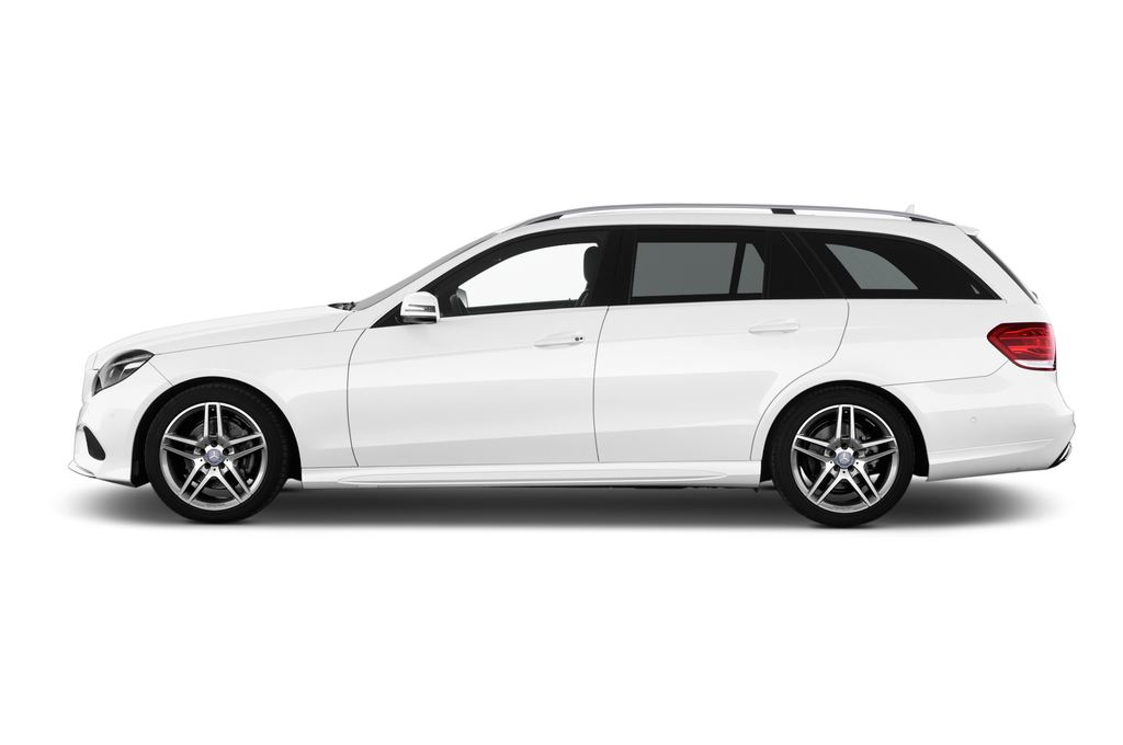 Mercedes-Benz E-Klasse Avantgarde Kombi (2009 - 2016) 5 Türen Seitenansicht