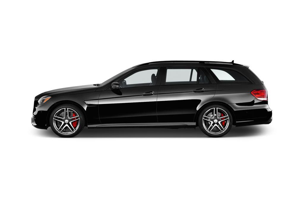 Mercedes-Benz E-Klasse AMG S Kombi (2009 - 2016) 5 Türen Seitenansicht