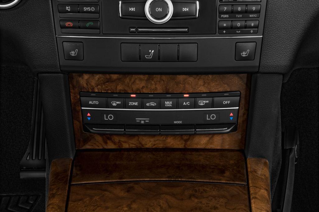 Mercedes-Benz E-Klasse 350 Kombi (2009 - 2016) 4 Türen Temperatur und Klimaanlage