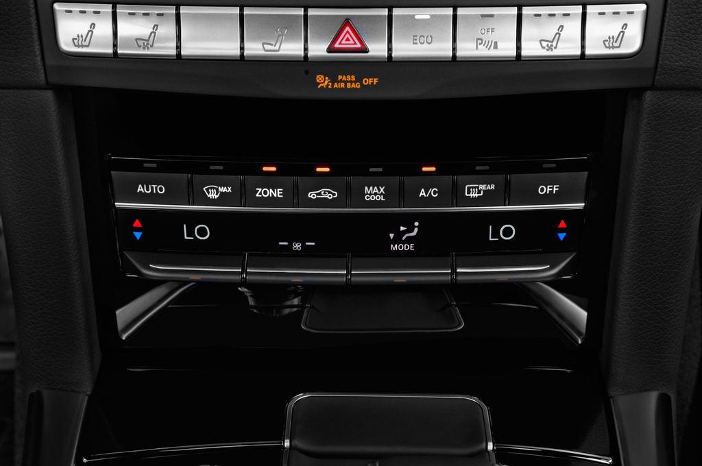 Mercedes-Benz E-Klasse AMG S Kombi (2009 - 2016) 5 Türen Temperatur und Klimaanlage
