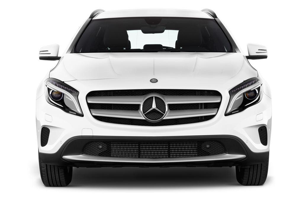 Mercedes-Benz GLA STYLE SUV (2013 - heute) 5 Türen Frontansicht