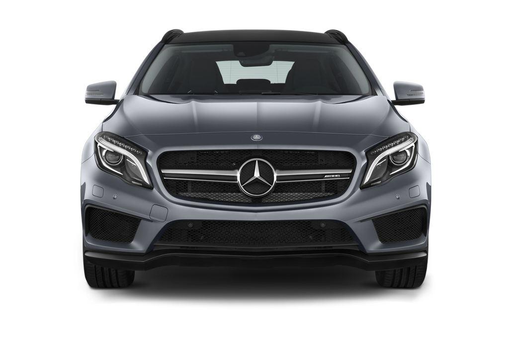 Mercedes-Benz GLA AMG SUV (2013 - heute) 5 Türen Frontansicht