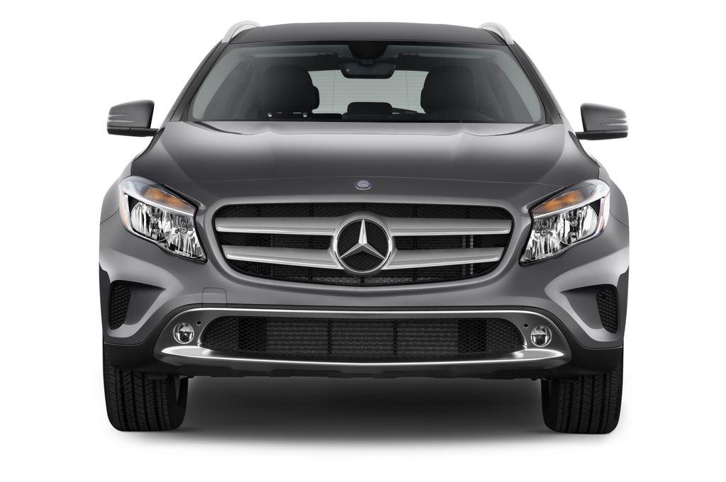 Mercedes-Benz GLA Urban SUV (2013 - heute) 5 Türen Frontansicht