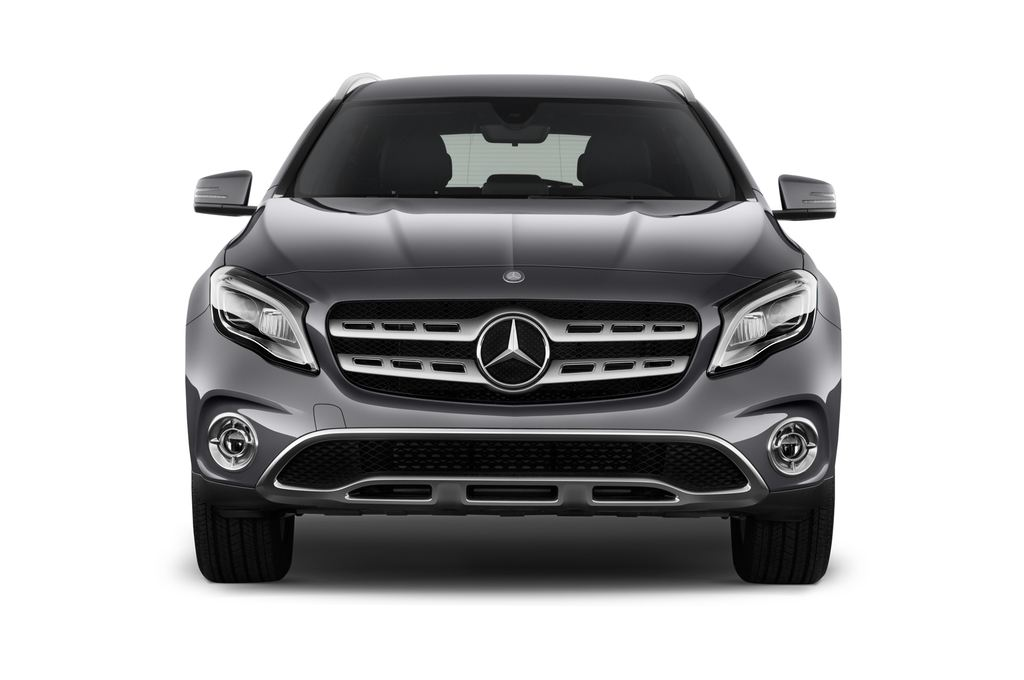 Mercedes-Benz GLA - SUV (2013 - heute) 5 Türen Frontansicht