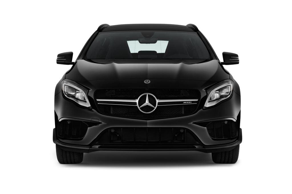 Mercedes-Benz GLA AMG 45 SUV (2013 - heute) 5 Türen Frontansicht