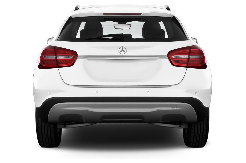 Mercedes-Benz GLA STYLE SUV (2013 - heute) 5 Türen Heckansicht