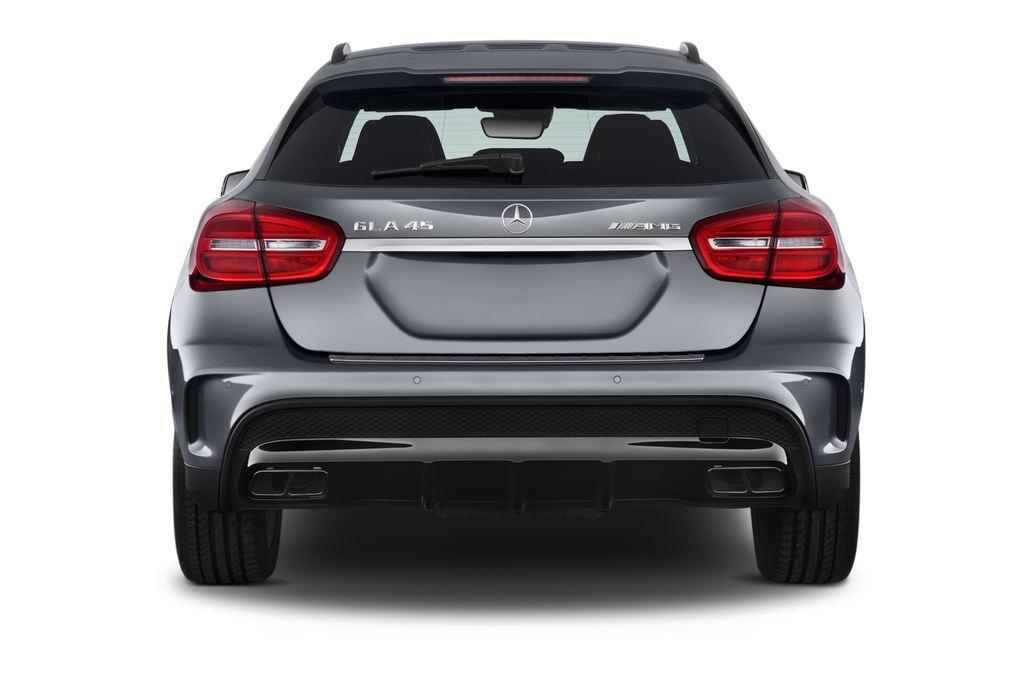 Mercedes-Benz GLA AMG SUV (2013 - heute) 5 Türen Heckansicht