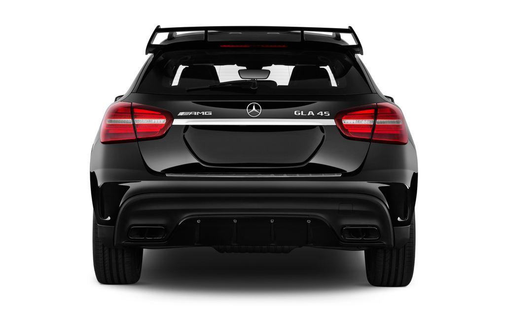 Mercedes-Benz GLA AMG 45 SUV (2013 - heute) 5 Türen Heckansicht