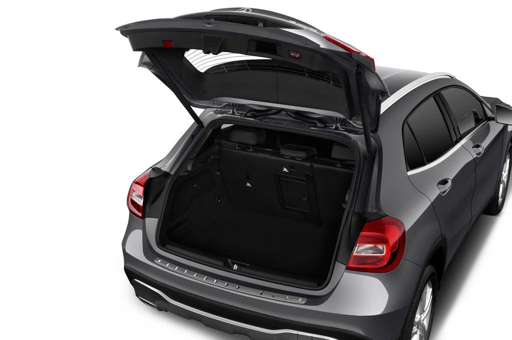 Mercedes-Benz GLA - SUV (2013 - heute) 5 Türen Kofferraum