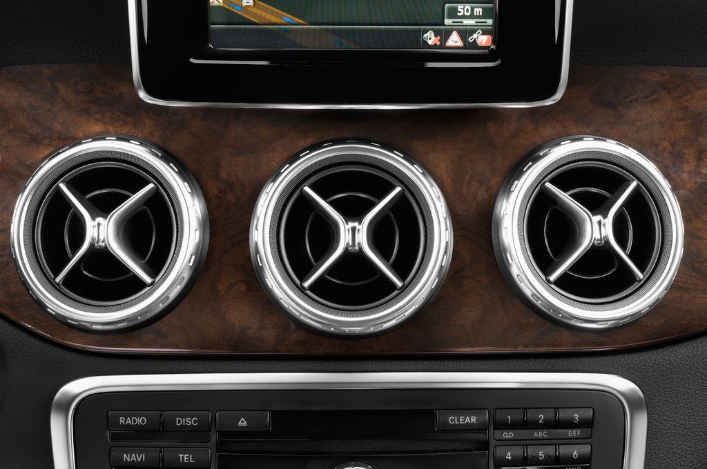 Mercedes-Benz GLA STYLE SUV (2013 - heute) 5 Türen Lüftung