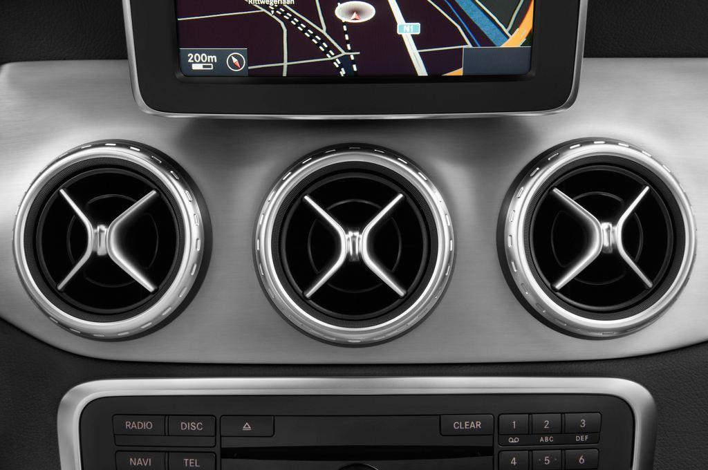 Mercedes-Benz GLA AMG SUV (2013 - heute) 5 Türen Lüftung