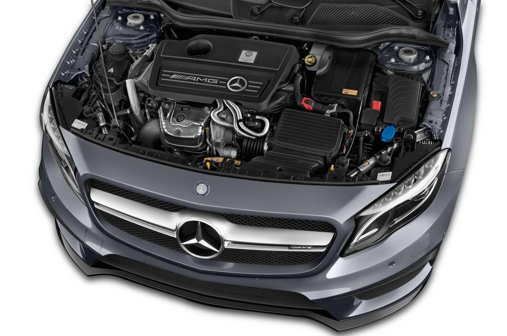 Mercedes-Benz GLA AMG SUV (2013 - heute) 5 Türen Motor