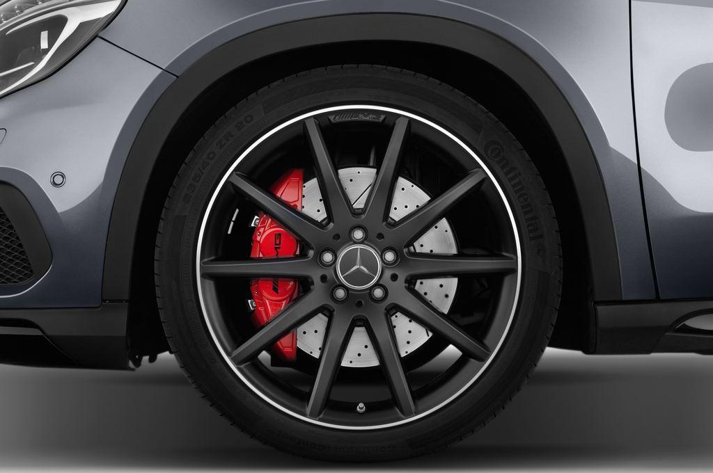 Mercedes-Benz GLA AMG SUV (2013 - heute) 5 Türen Reifen und Felge