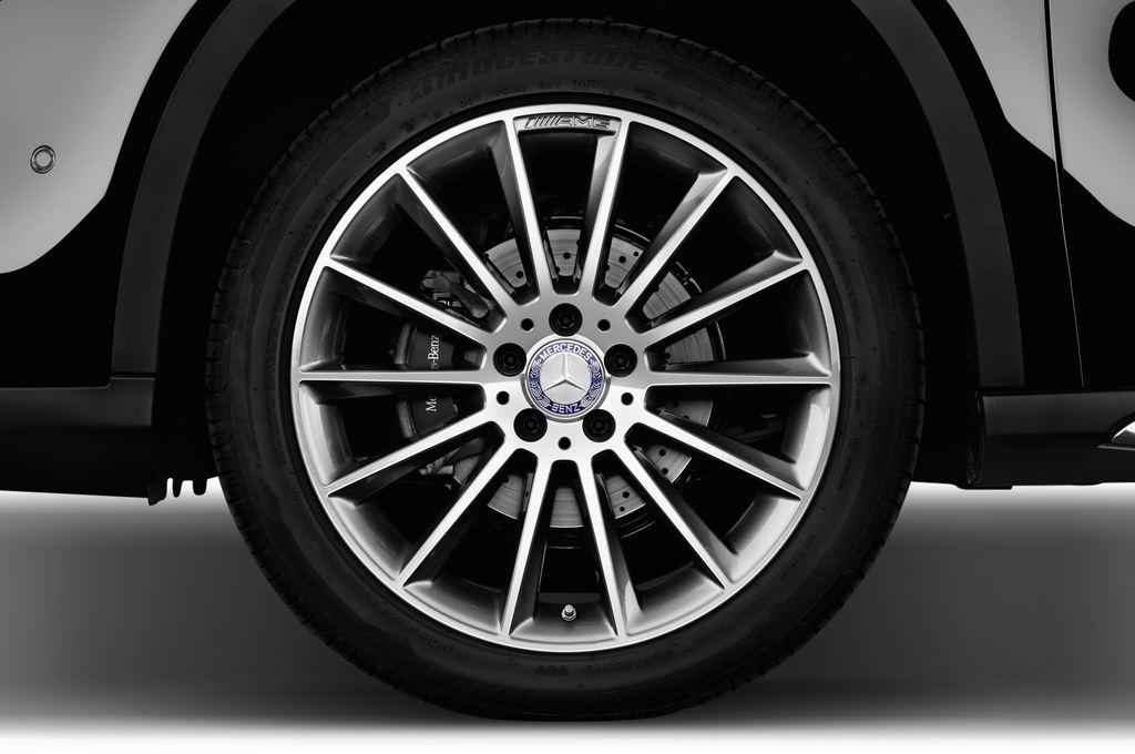 Mercedes-Benz GLA AMG Line SUV (2013 - heute) 5 Türen Reifen und Felge
