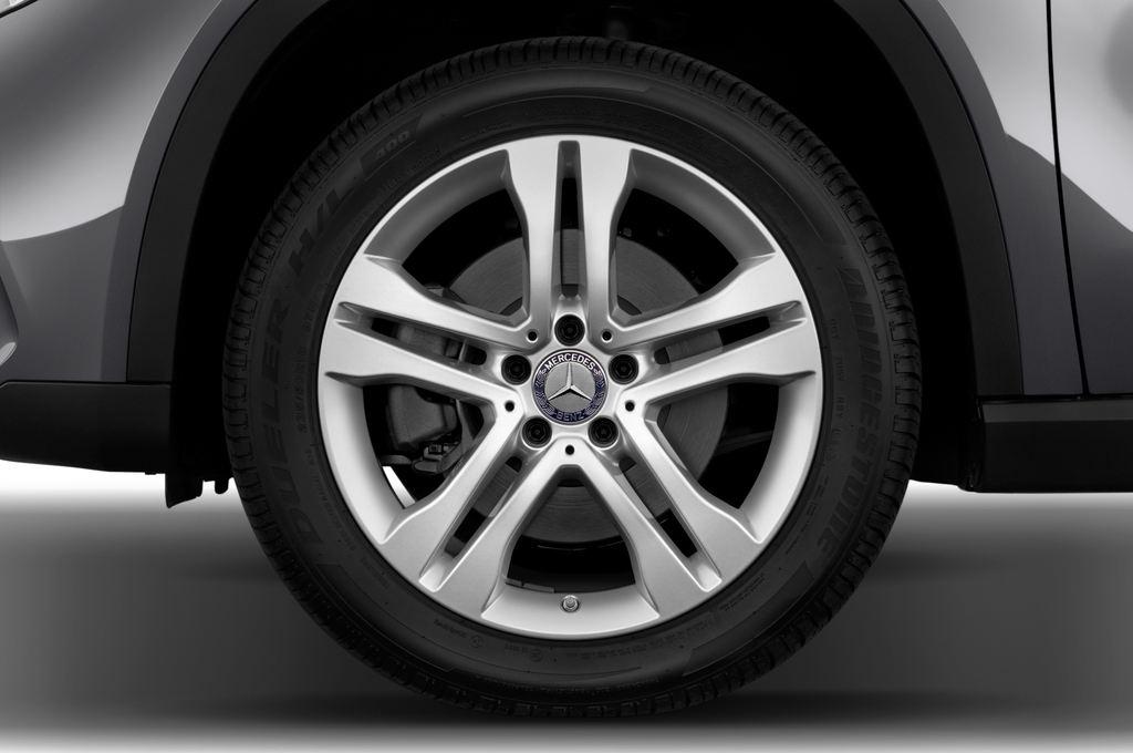 Mercedes-Benz GLA - SUV (2013 - heute) 5 Türen Reifen und Felge