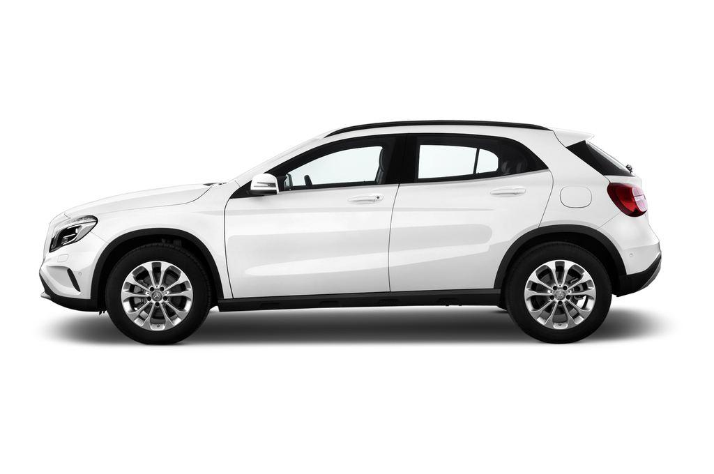 Mercedes-Benz GLA STYLE SUV (2013 - heute) 5 Türen Seitenansicht