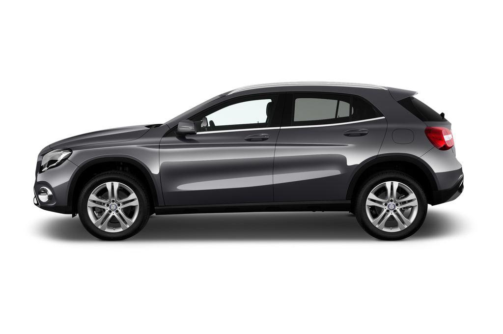 Mercedes-Benz GLA - SUV (2013 - heute) 5 Türen Seitenansicht