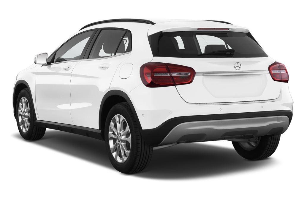 Mercedes-Benz GLA STYLE SUV (2013 - heute) 5 Türen seitlich hinten