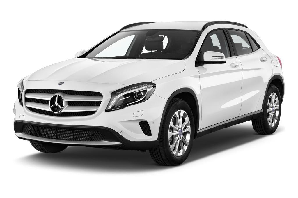 Mercedes-Benz GLA STYLE SUV (2013 - heute) 5 Türen seitlich vorne