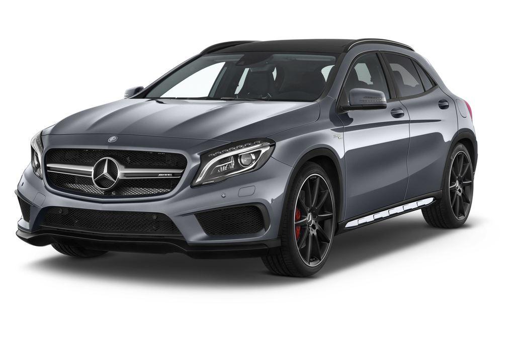 Mercedes-Benz GLA AMG SUV (2013 - heute) 5 Türen seitlich vorne