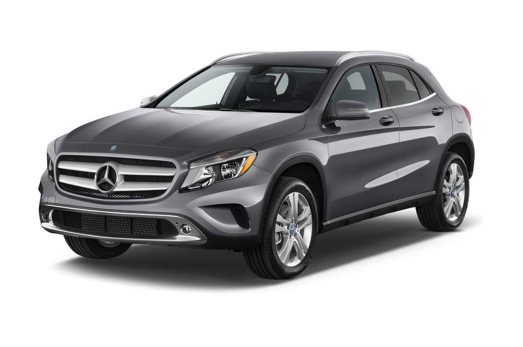 Mercedes-Benz GLA Urban SUV (2013 - heute) 5 Türen seitlich vorne