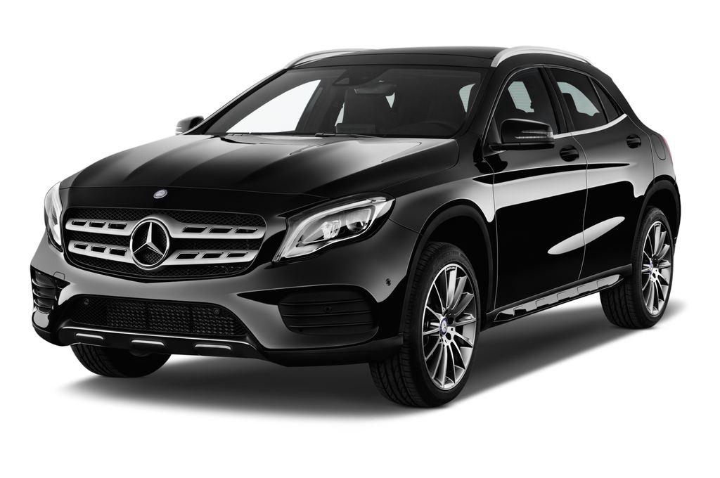 Mercedes-Benz GLA AMG Line SUV (2013 - heute) 5 Türen seitlich vorne