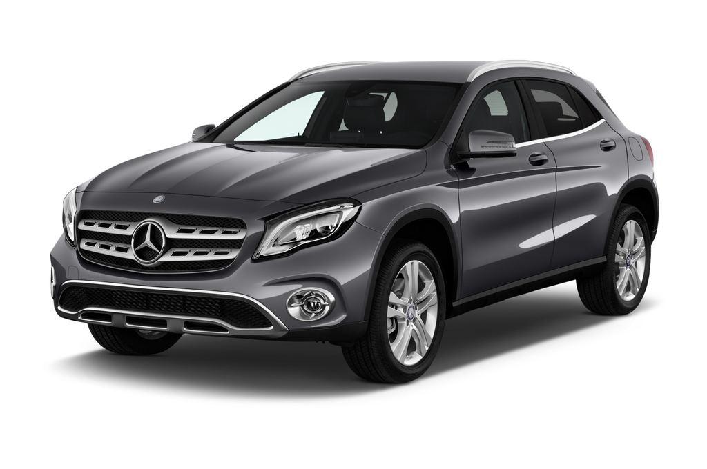 Mercedes-Benz GLA - SUV (2013 - heute) 5 Türen seitlich vorne