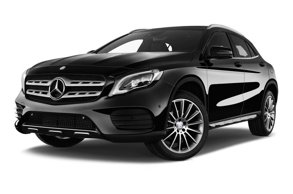 Mercedes-Benz GLA AMG Line SUV (2013 - heute) 5 Türen seitlich vorne mit Felge