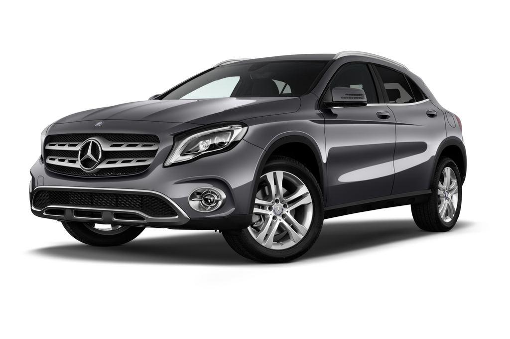 Mercedes-Benz GLA - SUV (2013 - heute) 5 Türen seitlich vorne mit Felge