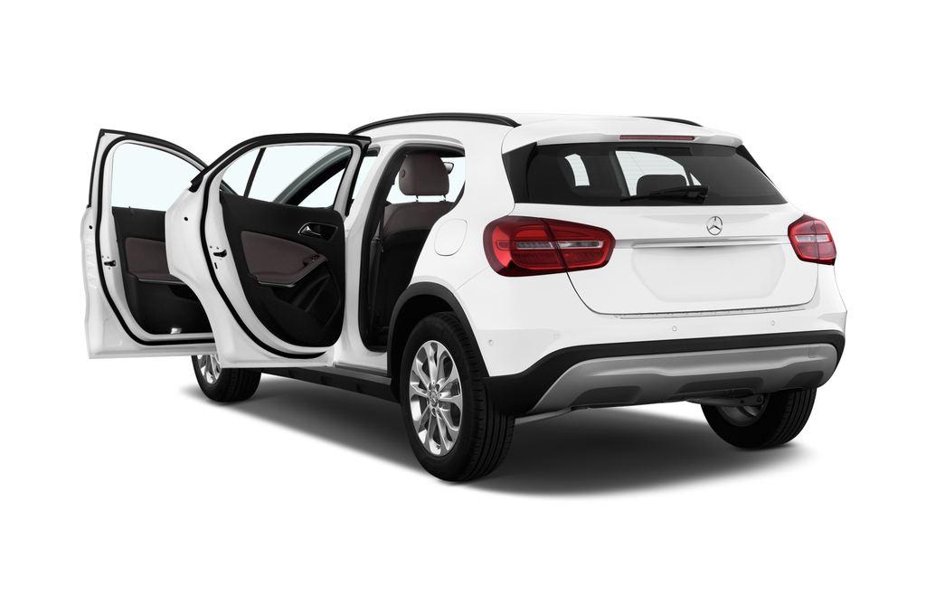 Mercedes-Benz GLA STYLE SUV (2013 - heute) 5 Türen Tür geöffnet