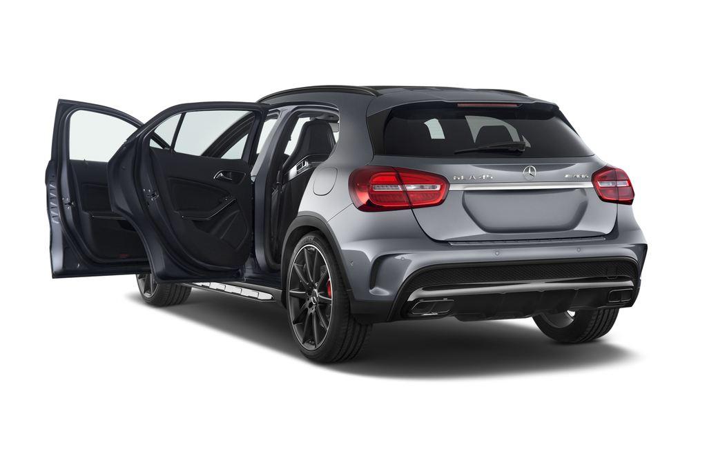 Mercedes-Benz GLA AMG SUV (2013 - heute) 5 Türen Tür geöffnet
