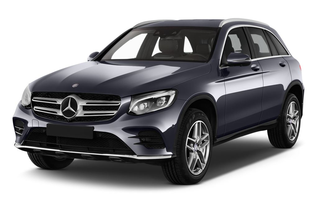 Bildergalerie: Mercedes-Benz GLC SUV (2015 - heute ...