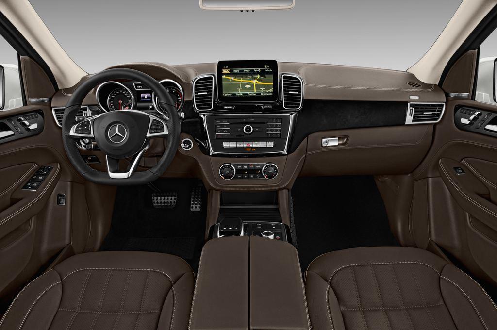 Mercedes-Benz GLE AMG 43 SUV (2015 - heute) 5 Türen Cockpit und Innenraum
