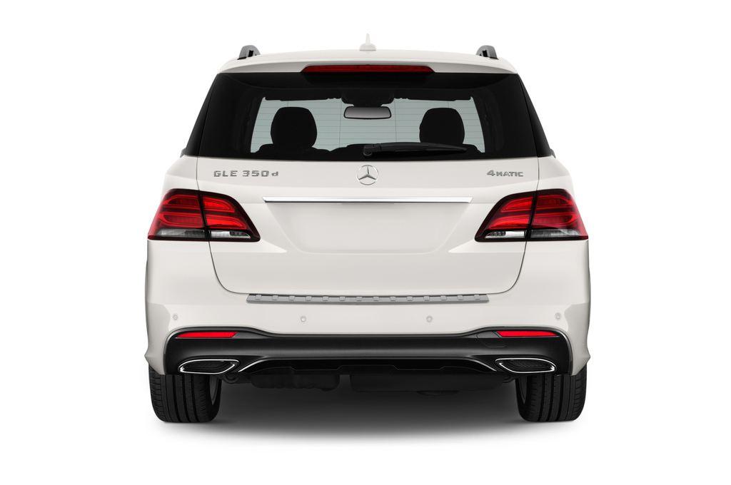 Mercedes-Benz GLE AMG Line SUV (2015 - heute) 5 Türen Heckansicht