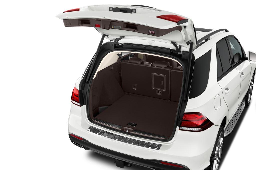 Mercedes-Benz GLE AMG 43 SUV (2015 - heute) 5 Türen Kofferraum