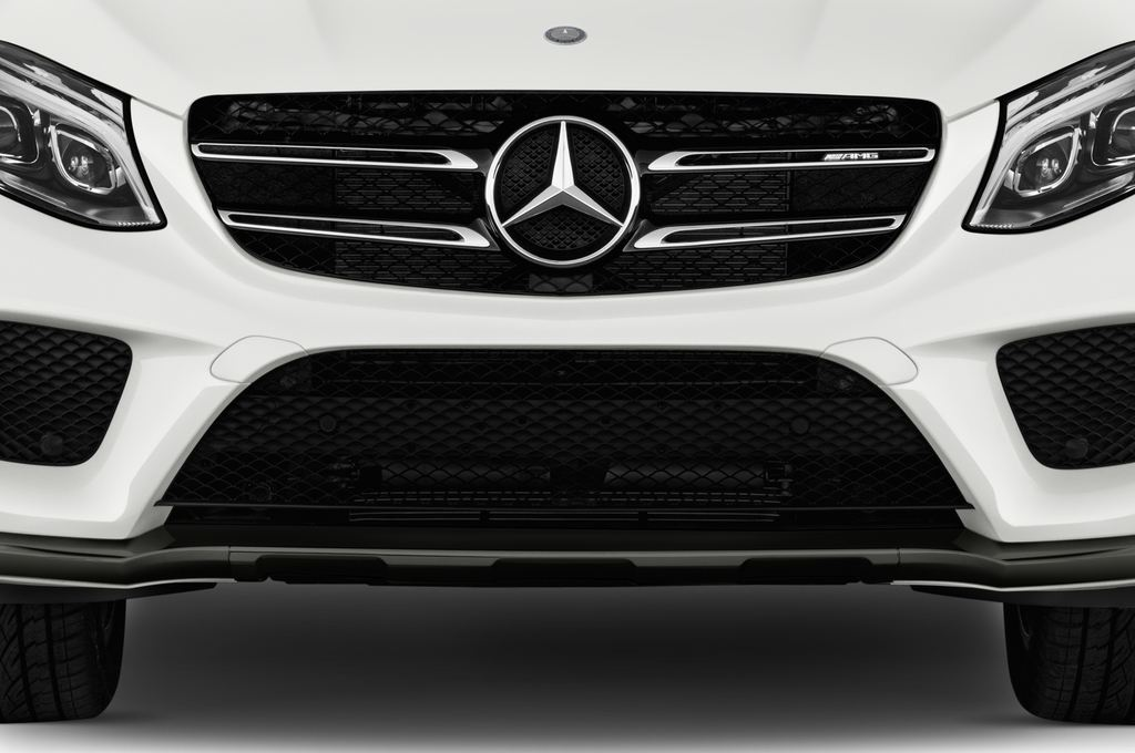 Mercedes-Benz GLE AMG 43 SUV (2015 - heute) 5 Türen Kühlergrill und Scheinwerfer