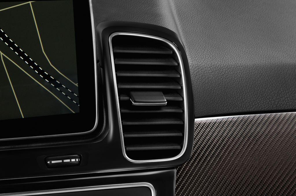 Mercedes-Benz GLE AMG Line SUV (2015 - heute) 5 Türen Lüftung